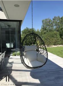 fotel wiszący z sufitu italform