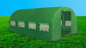 tunel foliowy dollo garden ogród 2,5x4